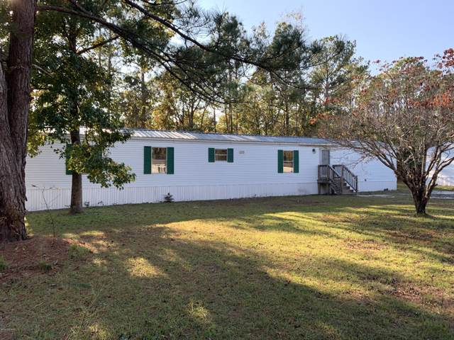 420 Amanda Lane, Hampstead, NC 28443 (MLS #100193832) :: The Oceanaire Realty