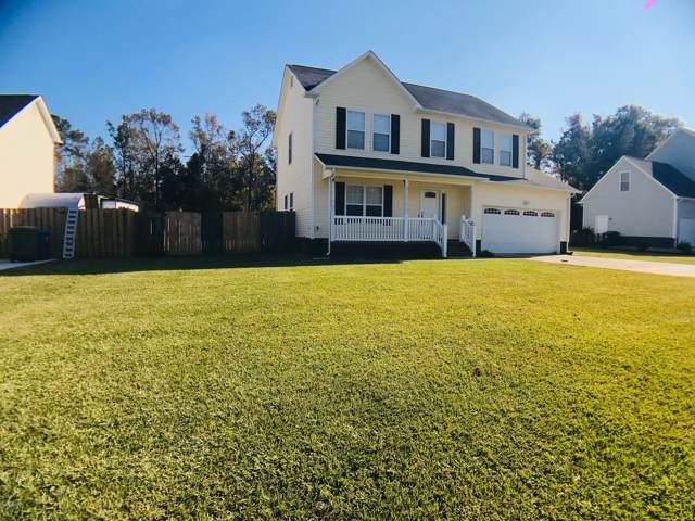 410 N Wilmington Street, Richlands, NC 28574 (MLS #100193834) :: Lynda Haraway Group Real Estate