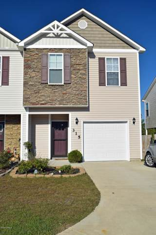315 Frisco Way, Holly Ridge, NC 28445 (MLS #100193837) :: Courtney Carter Homes