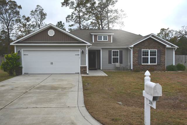 200 Gala Court, Richlands, NC 28574 (MLS #100193846) :: RE/MAX Essential