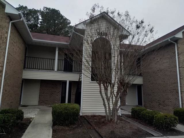 2922 Mulberry Lane D, Greenville, NC 27858 (MLS #100193847) :: Vance Young and Associates