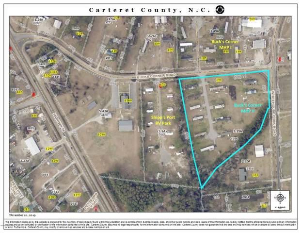 190 Bucks Corner Road, Peletier, NC 28584 (MLS #100193850) :: Courtney Carter Homes