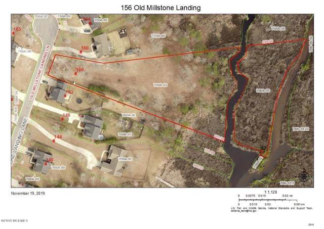156 Old Millstone Landing Lane, Sneads Ferry, NC 28460 (MLS #100193872) :: Donna & Team New Bern