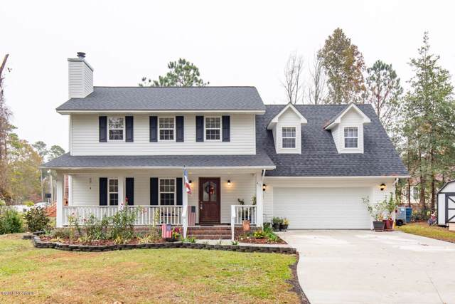 411 Candlewood Drive, Jacksonville, NC 28540 (MLS #100193887) :: RE/MAX Elite Realty Group