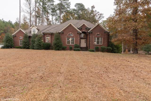 6675 Maranatha Drive, Rocky Mount, NC 27804 (MLS #100193909) :: Coldwell Banker Sea Coast Advantage
