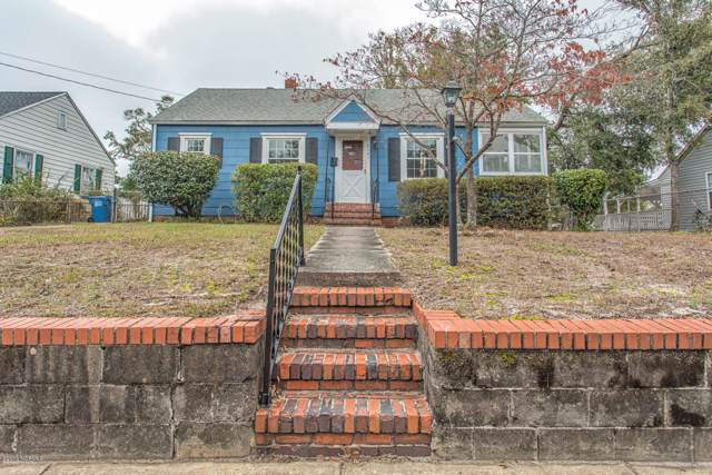 2145 Jackson Street, Wilmington, NC 28401 (MLS #100193910) :: Courtney Carter Homes