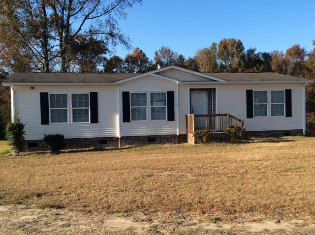 281 Swinson Drive, Dudley, NC 28333 (MLS #100193913) :: Coldwell Banker Sea Coast Advantage