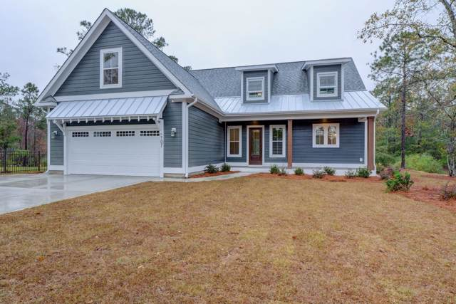 547 Crown Pointe Drive, Hampstead, NC 28443 (MLS #100193930) :: The Oceanaire Realty