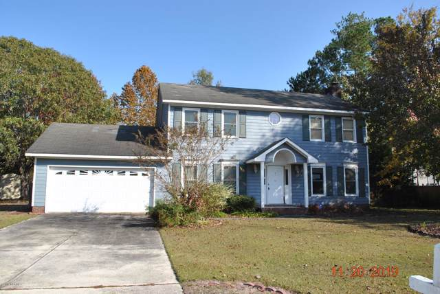 106 Brighton Street, Jacksonville, NC 28546 (MLS #100193931) :: The Oceanaire Realty