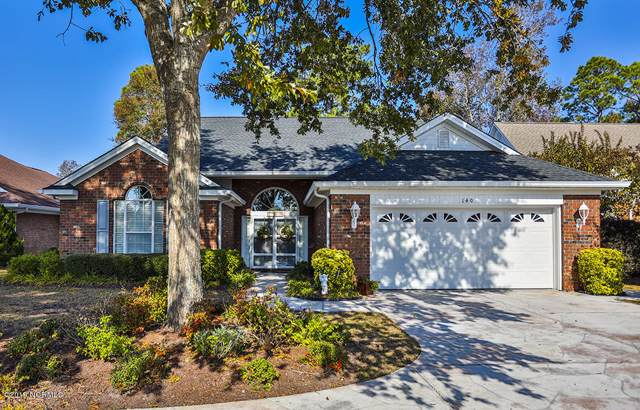 140 Crooked Gulley Circle, Sunset Beach, NC 28468 (MLS #100193932) :: The Bob Williams Team