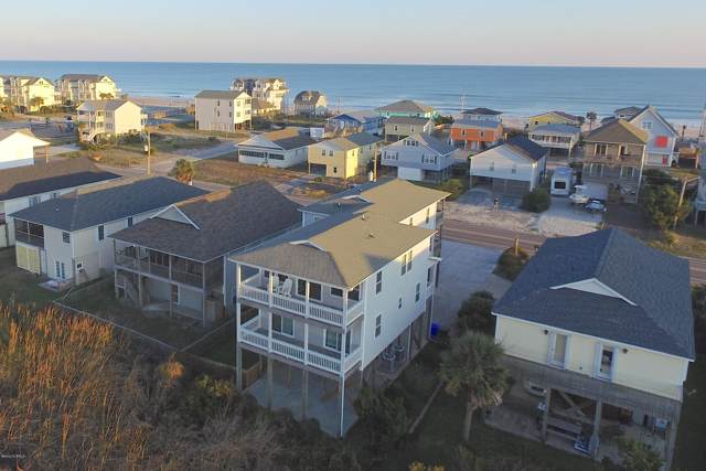 1513 N New River Drive A, Surf City, NC 28445 (MLS #100193936) :: The Oceanaire Realty