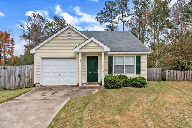 627 S Hampton Drive, Jacksonville, NC 28546 (MLS #100193943) :: RE/MAX Elite Realty Group