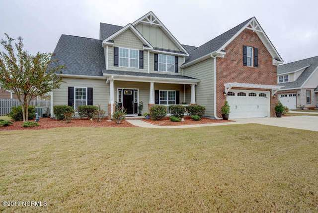 5605 Garrett Lea Parke, Wilmington, NC 28412 (MLS #100193951) :: Courtney Carter Homes