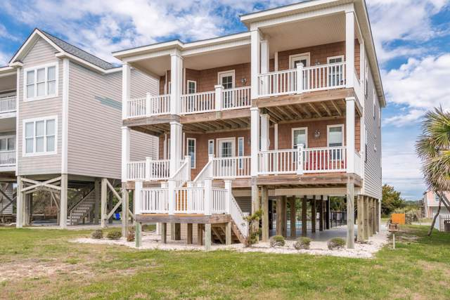 3318 W Beach Drive, Oak Island, NC 28465 (MLS #100193961) :: Coldwell Banker Sea Coast Advantage