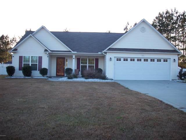 215 Eastwind Drive, Lumberton, NC 28358 (MLS #100193979) :: RE/MAX Essential