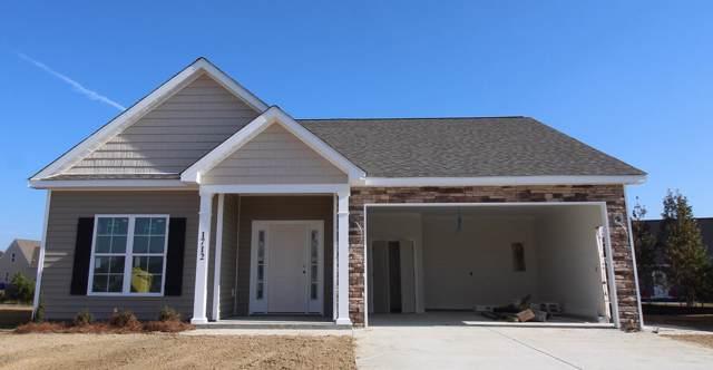 1712 Pencross Drive, Greenville, NC 27834 (MLS #100193980) :: CENTURY 21 Sweyer & Associates