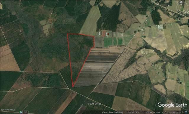 0 Sr 1121, Pollocksville, NC 28573 (MLS #100193983) :: David Cummings Real Estate Team