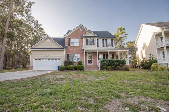 1070 Chadwick Shores Drive, Sneads Ferry, NC 28460 (MLS #100193993) :: Donna & Team New Bern