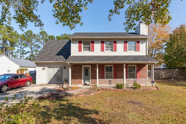 100 W Cameron Court, Jacksonville, NC 28546 (MLS #100194004) :: RE/MAX Elite Realty Group