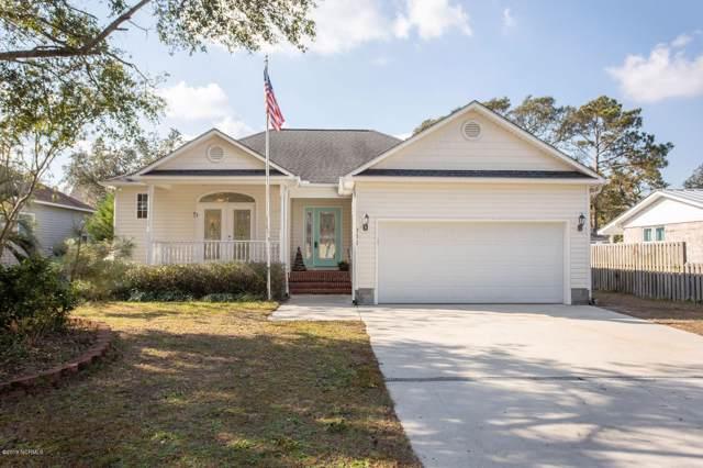 311 Keziah Street, Oak Island, NC 28465 (MLS #100194012) :: Berkshire Hathaway HomeServices Myrtle Beach Real Estate