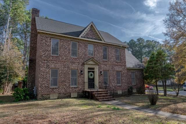 3201 Quinn Drive NW, Wilson, NC 27896 (MLS #100194026) :: Courtney Carter Homes