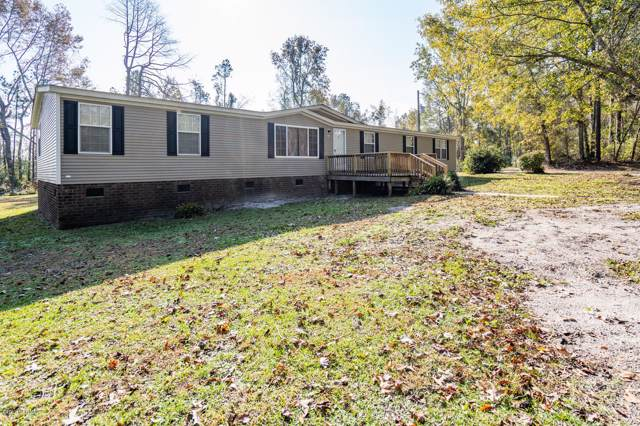 144 Power Lane, Maysville, NC 28555 (MLS #100194057) :: CENTURY 21 Sweyer & Associates