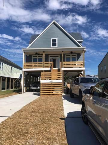 2610 E Dolphin Drive, Oak Island, NC 28465 (MLS #100194064) :: Berkshire Hathaway HomeServices Myrtle Beach Real Estate