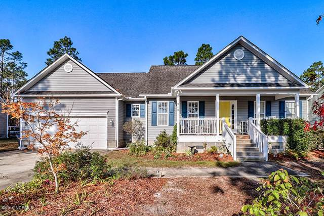 940 Eden Drive, Southport, NC 28461 (MLS #100194075) :: RE/MAX Essential