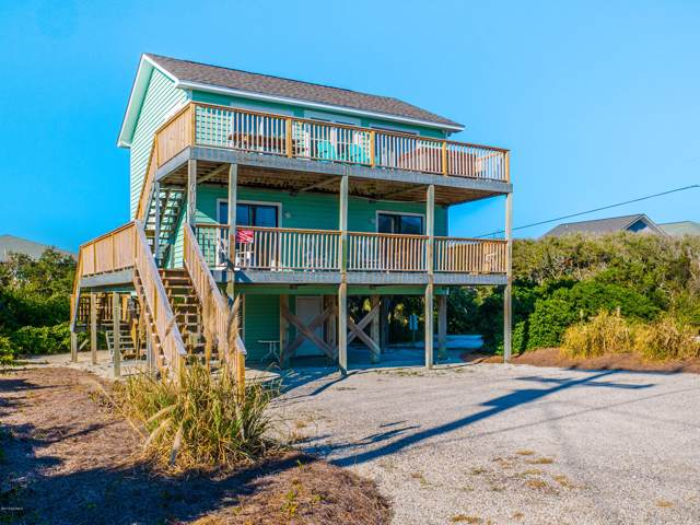 610 N Anderson Boulevard, Topsail Beach, NC 28445 (MLS #100194113) :: The Keith Beatty Team