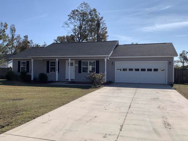 122 Clint Mills Road, Maysville, NC 28555 (MLS #100194122) :: Courtney Carter Homes