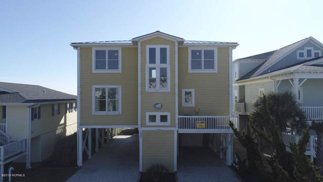 593 Ocean Boulevard W, Holden Beach, NC 28462 (MLS #100194144) :: Courtney Carter Homes