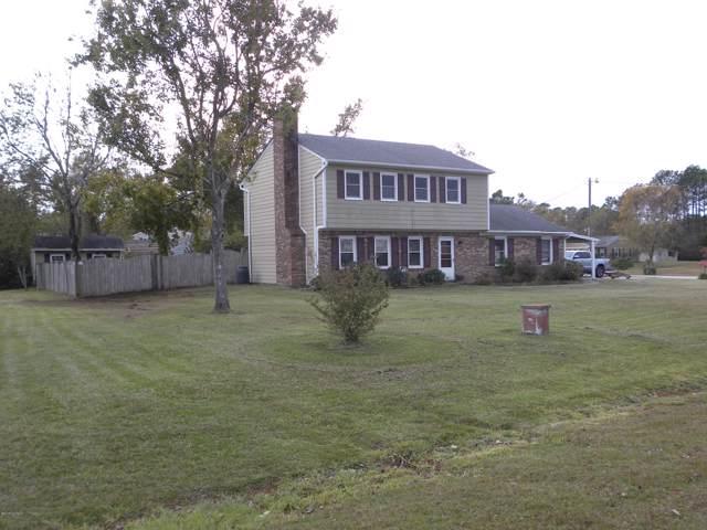 703 James Drive, Newport, NC 28570 (MLS #100194202) :: Courtney Carter Homes