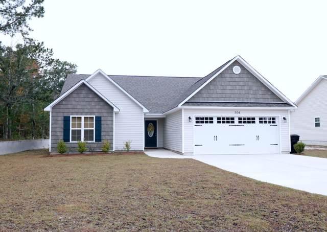 304 Crawford Street, Holly Ridge, NC 28445 (MLS #100194203) :: Courtney Carter Homes