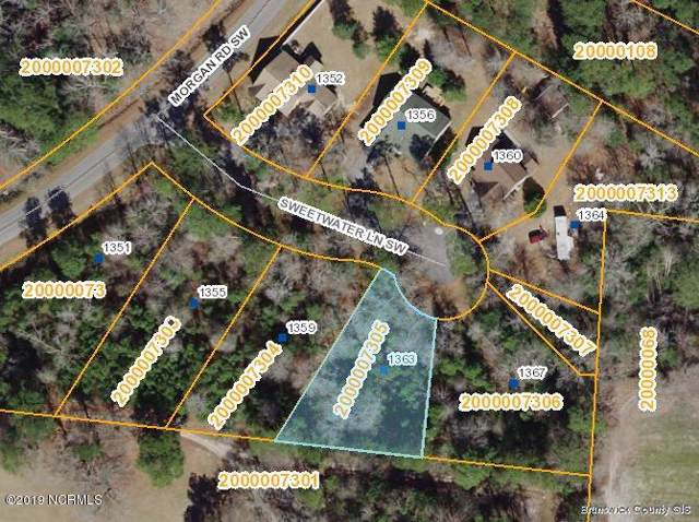 1363 Sweetwater Lane SW, Supply, NC 28462 (MLS #100194264) :: Carolina Elite Properties LHR
