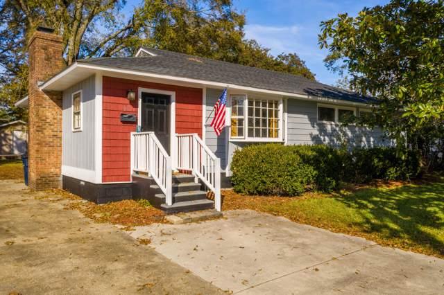 911 Barn Street, Jacksonville, NC 28540 (MLS #100194296) :: The Cheek Team