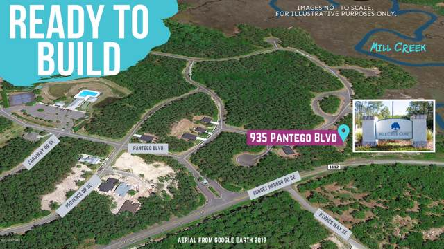 935 Pantego Boulevard SE, Bolivia, NC 28422 (MLS #100194336) :: Lynda Haraway Group Real Estate