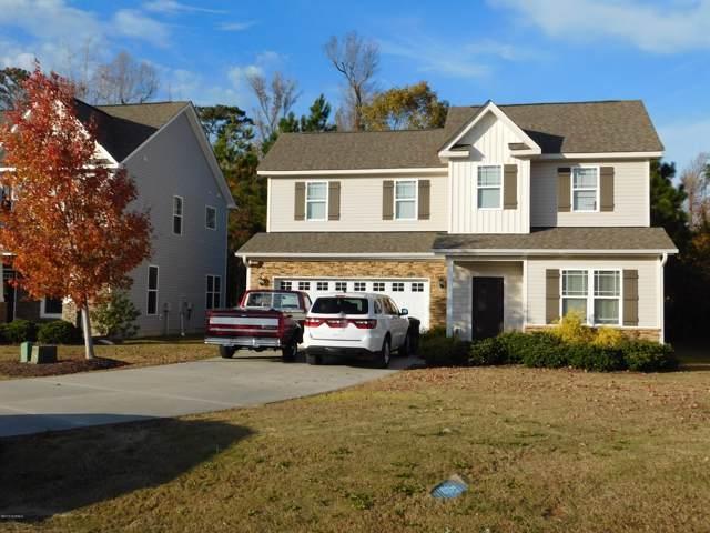 453 Peregrine Ridge Drive, New Bern, NC 28560 (MLS #100194358) :: CENTURY 21 Sweyer & Associates