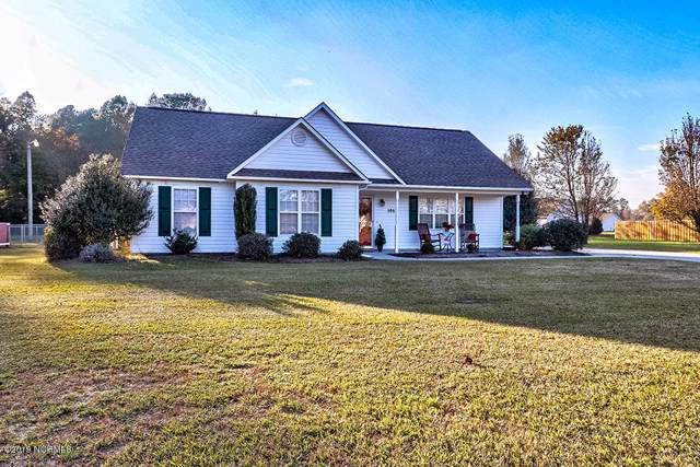 105 James T West Drive, Teachey, NC 28464 (MLS #100194359) :: The Bob Williams Team