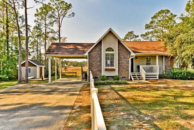 87 N Lake Drive, Southport, NC 28461 (MLS #100194383) :: RE/MAX Essential