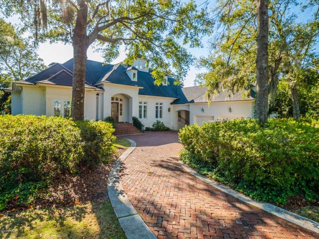 1417 Landfall Drive, Wilmington, NC 28405 (MLS #100194422) :: The Bob Williams Team