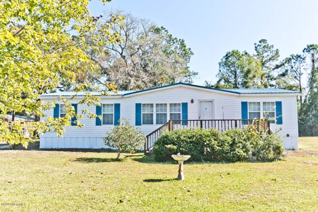 117 Bayshore Drive, Cape Carteret, NC 28584 (MLS #100194425) :: Barefoot-Chandler & Associates LLC