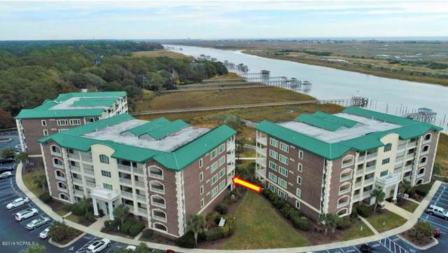 915 Shoreline Drive W #224, Sunset Beach, NC 28468 (MLS #100194462) :: SC Beach Real Estate