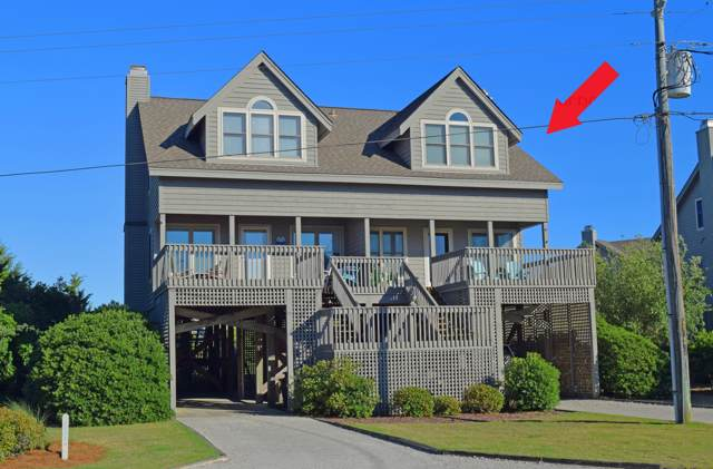 2121 Inlet Avenue B, Topsail Beach, NC 28445 (MLS #100194478) :: Vance Young and Associates