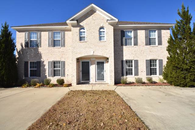 1925 Cambria Drive B, Greenville, NC 27834 (MLS #100194488) :: Courtney Carter Homes