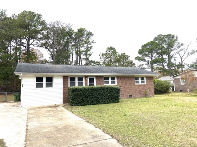 61 Northwood Drive, Wilmington, NC 28405 (MLS #100194511) :: CENTURY 21 Sweyer & Associates