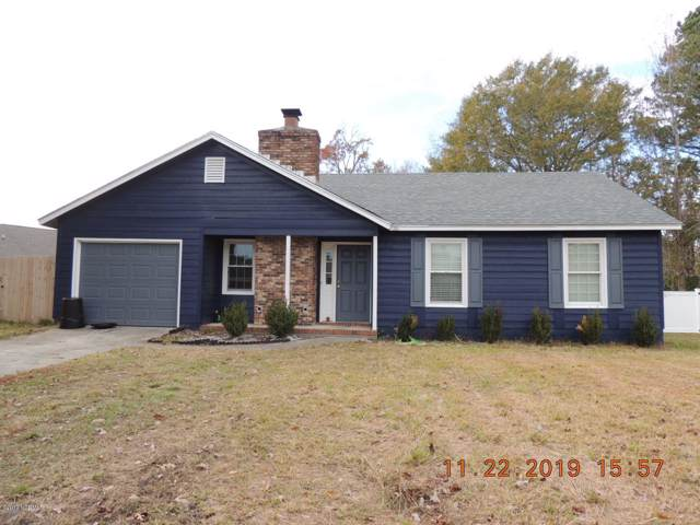 315 Quail Ridge Road, Jacksonville, NC 28546 (MLS #100194525) :: Berkshire Hathaway HomeServices Hometown, REALTORS®