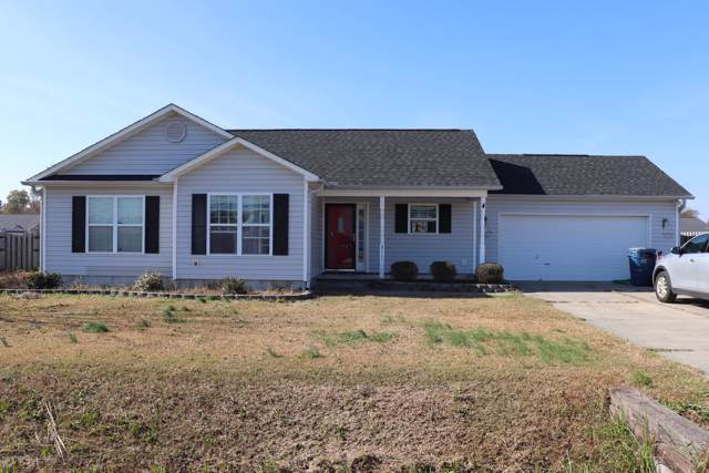 311 Haywood Drive, Richlands, NC 28574 (MLS #100194527) :: The Keith Beatty Team