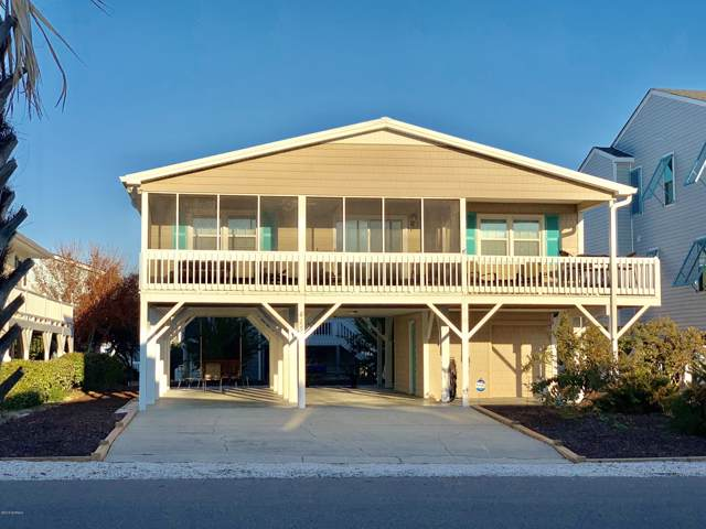 415 37th Street, Sunset Beach, NC 28468 (MLS #100194562) :: Castro Real Estate Team
