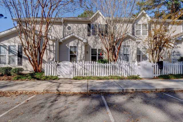 5813 Wrightsville Avenue #106, Wilmington, NC 28403 (MLS #100194577) :: Vance Young and Associates