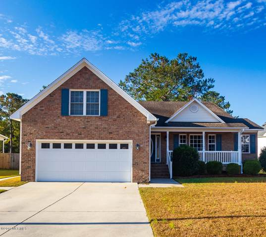 204 Belle Oaks Drive, New Bern, NC 28562 (MLS #100194595) :: David Cummings Real Estate Team